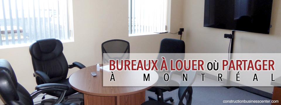 location partage de bureau et local commercial montreal quebec canada. Black Bedroom Furniture Sets. Home Design Ideas
